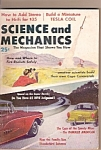 Science And Mechanics - August 1958