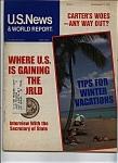 U.s. News & World Report - November 7, 1977