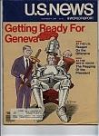 U. S. News & World Report - November 4, 1985