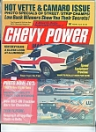 Chevy Power Magazine - April 1975