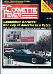 Corvette Fever Magazine - August 1984