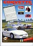 Corvette Catalog 1987-88