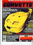 Corvette Price Guide 1984