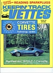 Keeping Track Of Vettes Magazine - August 1987