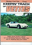 Keeping Track Of Vettes Magazine - Sept. 1984