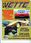 Best Of Vette Magazine - Summer 1984