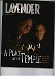 Lavender - December 15, 2000