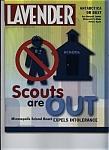 Lavender - November 3, 2000