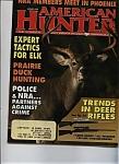 American Hunter - August 1995