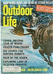 Outdoor Life Magazine- December 1973