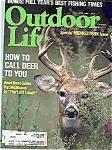 Outdoor Life - August 1989