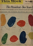 This Week Magazine - April 14, 1963
