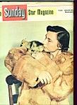 The Sunday Star Magazine - Sept. 28, 1958