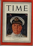Time - March 9, 1942