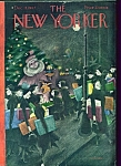 The New Yorker December 13, 1947 Malman Cover Vertes