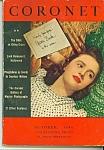 Coronet Magazine - October 1940