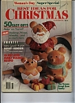 Woman's Day - Super Special Christmas - Nov. 86