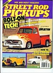 Street Rod Pickups Magazine - 1992 Volume 3