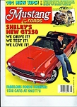Hot Rod's Mustang & Ford Magazine - Sept. 1991