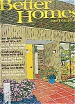 Better Homes And Gardens - January 1968