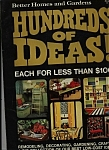 Better Homes And Gardens Hundreds Of Ideas 1968