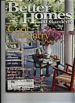 Better Homes And Gardens - August 1998