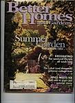 Better Homes & Gardens July 1998