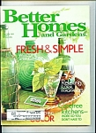 Better Homes And Gardens - March 2004