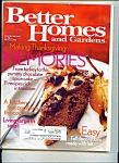 Better Homes And Gardens - November 2002