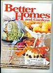 Better Homes And Gardens - October 2004