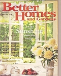 Better Homes And Gardens - March 1998