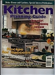 Kitchen Planning Guide - 1996
