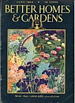 Better Homes & Gardens Magazine - July 1928