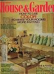 House & Garden - March 1974
