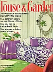 House & Garden Magazine - April 1968