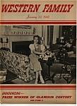 Western Family Magazine - January 22, 1942