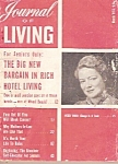 Journal Of Living For Seniors Only - March 1955