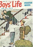 Boy's Life Magazine - February 1961 Scout Cover