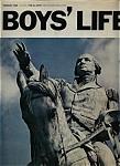 Boys' Life Magazine - February 1968