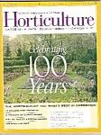 Horticulture - April 2004