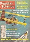 Popular Science Magazine - August 1967