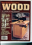 Wood Magazine September 1990