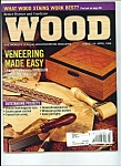 Wood Magazine - April 1999