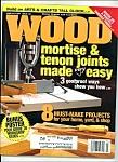 Wood Magazine - Junejuoy 2004
