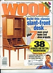 Wood Magzine - December 2003