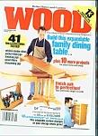 Wood Magazine - Novembver 2003