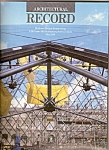 Architectural Record -(Mcgraw/hill) /may 1988