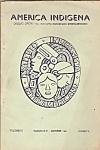 America Indigena - Octubre 1942