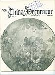 The China Decorator - June 1965