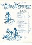 The China Decorator - February 1967
